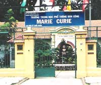 Trường BC Marie Curie