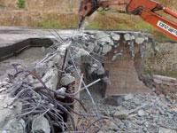 Thu mua sắt thép công trình phá dỡ