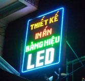 Thi công bảng LED điện tử