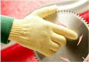 Găng tay sợi Polyester
