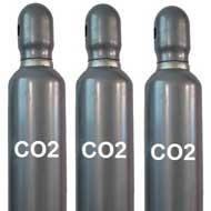 Khí CO2 công nghiệp 25kg