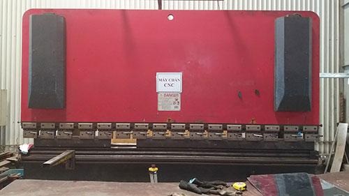 Máy móc nhà xưởng