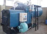 Lò hơi đốt biomass