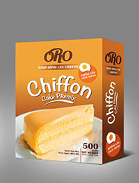 Bột Vỏ Bánh Chifon  ORO
