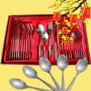 Bộ dao muỗng nĩa quà tặng