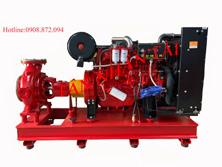 Máy bơm Diesel 138kw
