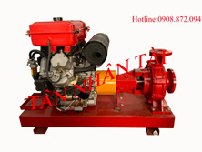 Máy bơm Diesel 15HP