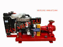 Máy bơm Diesel Versar 66kw