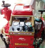 Máy bơm PCCC dộng cơ xăng P408