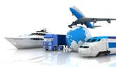 Vận chuyển hàng hóa đi quốc tế