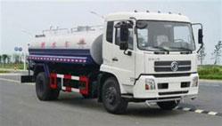 Xe téc chở xăng dầu
