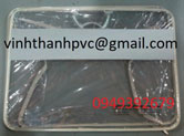 Túi nhựa PVC đựng chăn ga gối đệm