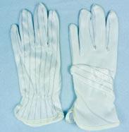 Găng tay vải chống tĩnh điện