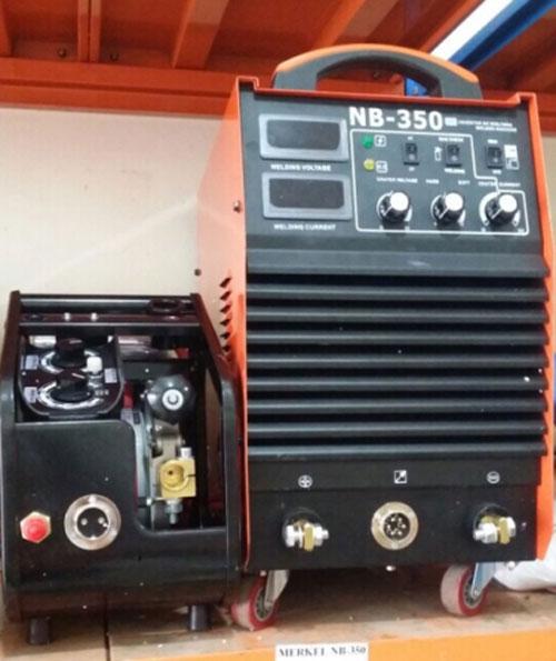 MIG NB350 - Merkel