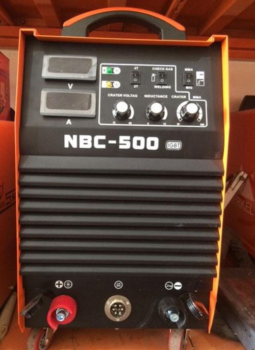 MIG BC500 - Merkel