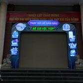 Cổng chào đèn LED