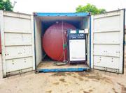Container bồn chứa dầu