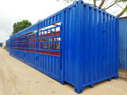 Container lồng rào