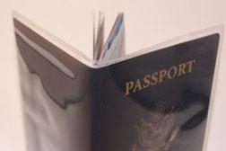 Túi nhựa đựng hộ chiếu