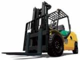 Xe nâng dầu động cơ