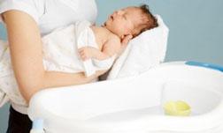 Khăn quấn em bé