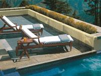 Khăn trải ghế hồ bơi