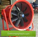 Quạt hút cấp gió đường ống