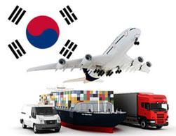 Chuyển phát nhanh đi Korea