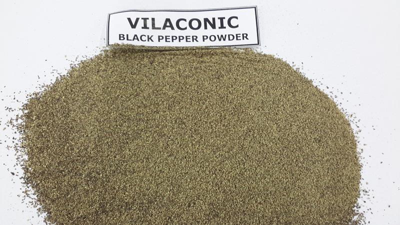 Bột hạt tiêu đen