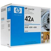 Mực in laser đen trắng HP 42A