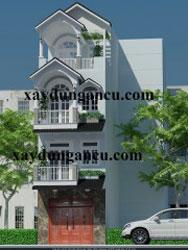 Thiết kế nhà ở biệt thự