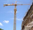 Cẩu tháp xây dựng