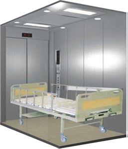 Thang tải giường bệnh
