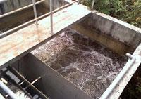 Cải tạo hệ thống xử lí nước thải