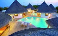 Khu nghỉ dưỡng Maldives