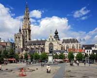 Tour du lịch Bỉ