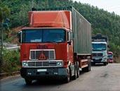 Vận tải đường bộ bằng container