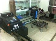 Máy cắt CNC mini 2 ray