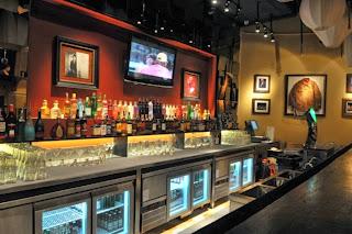 Thanh lý quầy bar tại nhà hàng