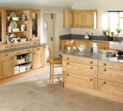 Nội thất phòng bếp