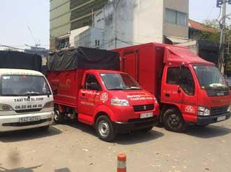 Dịch vụ chuyển nhà chuyển văn phòng