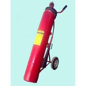 Nạp bình chữa cháy khí CO2 MT5
