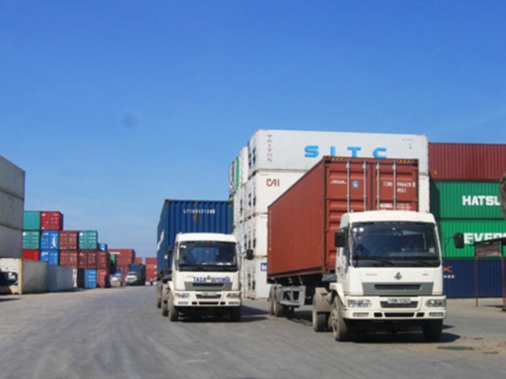 Vận tải đường bộ nội địa