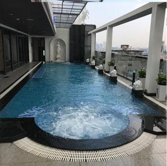 Hồ bơi tập đoàn Phan Minh