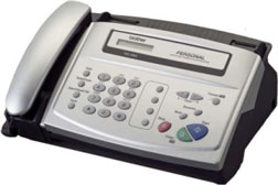 Máy Fax giấy nhiệt Brother FAX-236S