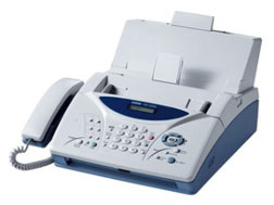 Máy Fax giấy thường Brother FAX-1020E
