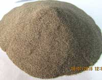 cát nhôm oxit nâu BROWN ALUMINIUM OXIDE