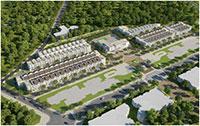 Kết cấu thép Garden City Hà Nội