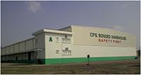 Kết cấu thép nhà kho CSF giai đoạn 1