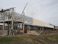 Kết cấu thép nhà kho
